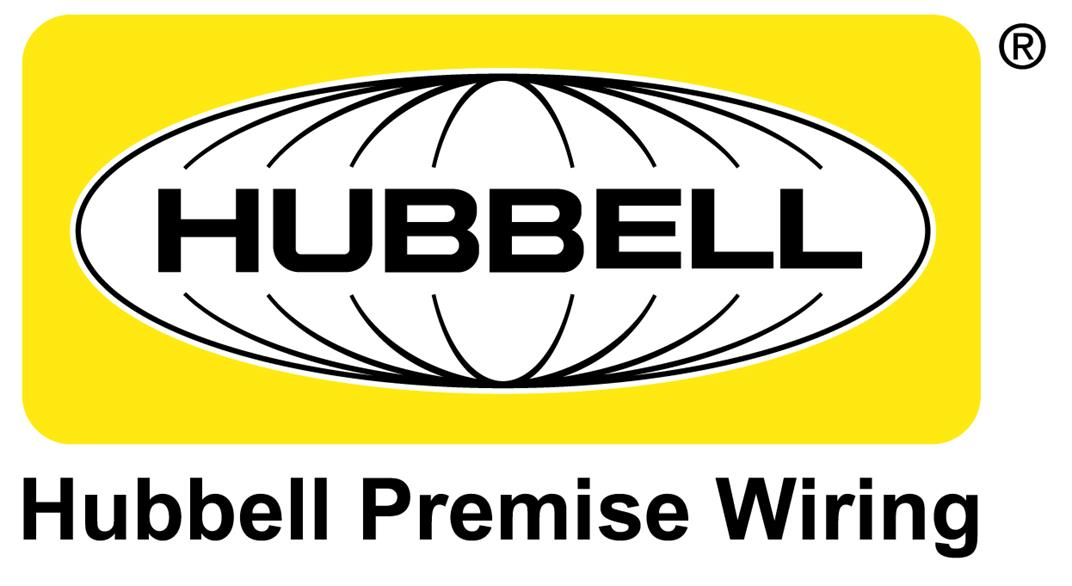 Hubbell Premise Wiring Logo - Color 1072 x 1068